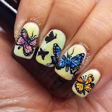 45 best butterfly images on pinterest butterfly nail art make