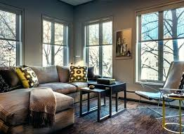 paint colors living room grey couch blue color best for popular li