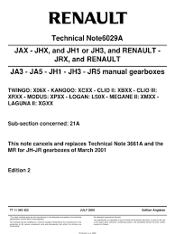 100 repair manual for renault modus 2005 renault clio