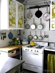inspiring ideas for kitchen storage design with green cabinet
