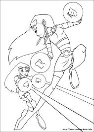 teen titans coloring picture teen titans pinterest teen