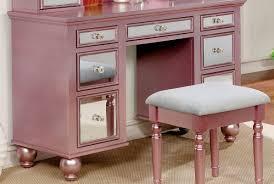rose gold vanity table furniture of america tracy rose gold vanity set cm dk6162rg savvy