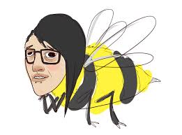 Skrillex Bee Meme - this is skrillex as a bee weasyl