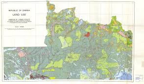 Map Of Zambia The Soil Maps Of Africa Display Maps