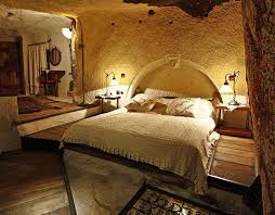 Bedroom Turkey A Bedroom Inside The Fairy Chimney Hotel Turkey The Most