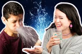 Water Challenge Buzzfeed Couples Try The Water Challenge