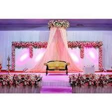 Wedding Stage Decoration Sj Decorator Service Provider Of Wedding Stage Decorations