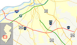 Map Of Wildwood Nj County Route 536 New Jersey Wikipedia