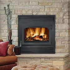 awesome wood burning inserts for zero clearance fireplaces home