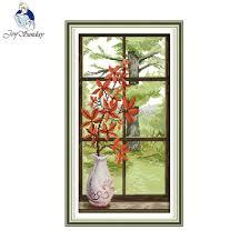 online get cheap leaf cross stitch aliexpress com alibaba group
