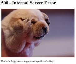 Puppy Meme - headache puppy know your meme