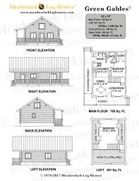 anne of green gables house floor plan