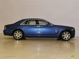 roll royce ghost blue 2011 metropolitan blue rolls royce ghost 60110615 photo 8