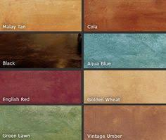 dura stain acid stain color chart offered by proline decorative
