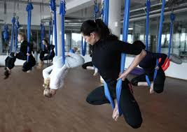 aerial yoga hammock swing dat yoga life