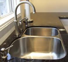 Installing Kitchen Sink Faucet Kitchen Kitchen Sink Faucets With Simplice Pull Kitchen Sink