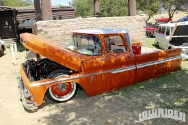 chevy truck car brothers classic truck show lowrider magazine