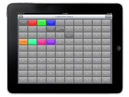 dmx light control software for ipad ios android apps lightfactory