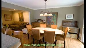 how to decorate a tri level home split level kitchen remodel youtube