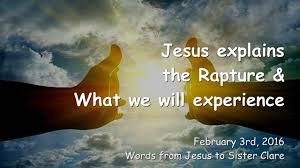the rapture u0026 what you will experience love letter from jesus