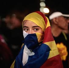referendum die katalanen fühlen sich eingeschüchtert u2013 und