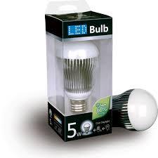 led light packaging box led bulb packaging pvc box wholesale led