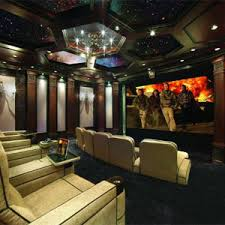 Home Theater Ceiling Lighting Tbt Ceiling Lights Up Home Theater Ce Pro