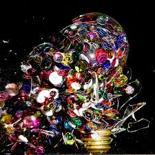 high speed photography of light bulbs exploding by jon smith