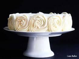 rose cake tutorial i am baker