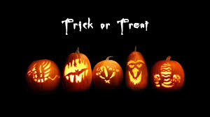 trick or treat happy halloween hd wallpapers background