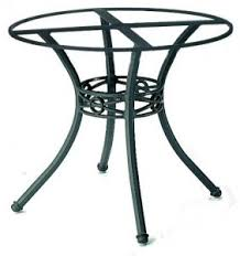 Restaurant Table Bases Outdoor Restaurant Table Bases By Bistro Tables U0026 Bases
