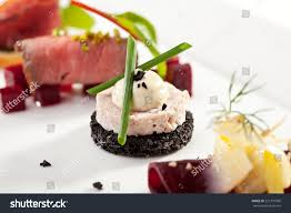 pate canapes pate canapes onions white stock photo 221797960