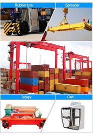 double girder gantry crane container crane cost
