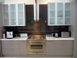 kitchen with glass doors kitchen frosted glass kitchen cabinet doors beverage serving