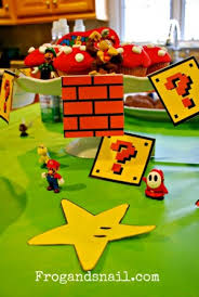 mario party supplies diy mario party decorations inexpensive srilaktv