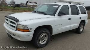 1999 dodge durango slt 1999 dodge durango slt suv item j5731 sold december 28