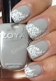 the 25 best grey nail polish ideas on pinterest nail polish