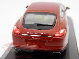 red porsche panamera ck modelcars wap 020 00 119 porsche panamera red metallic 1 43