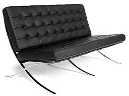 Knoll Sofa Replica by Vintage Furniture U2013 Real Or Fake Mies Van Der Rohe U0027s Barcelona