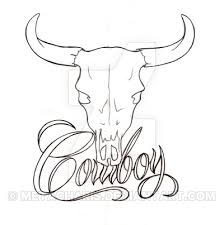 14 amazing cowboy tattoo designs