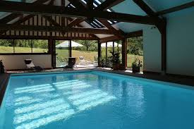 chambres d hôtes du clos devalpierre piscine intérieure chambres