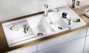 evier cuisine blanco nos sanitaires de cuisine eviers et robinetterie induscabel