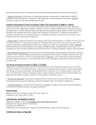 On The Job Training Resume by Resume Updated 1 3 17