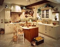 deco cuisine rustique modèle décoration cuisine rustique