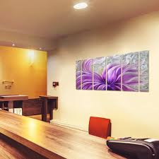 Large Artwork For Wall by Compare Prices On Metal Wall Art Flowers Online Shopping Buy Low