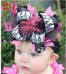 baby hair bows hair bows how to make and wear