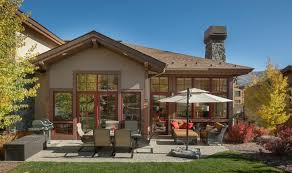 Craftsman Style Patio 5 Star Craftsman Style Home Contempo Vrbo