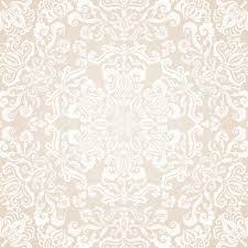 white caleidoscopic floral ornament vector clipart image 28579