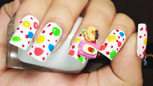 nail art paint design pretty nail art ideas easy ways creative