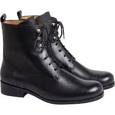 black boots jeanne agnès b usa boutique
